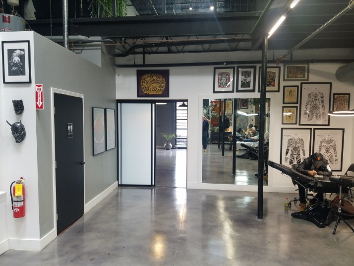 the-dojo-tatoo-studio