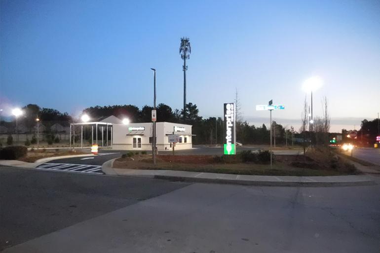 Commercial Constructio Marietta, Georgia