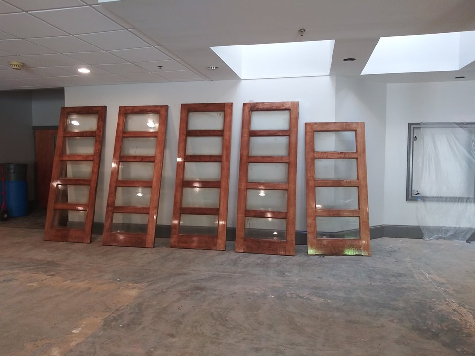 installing-bullet-proof-doors-by-chandlee-and-sons