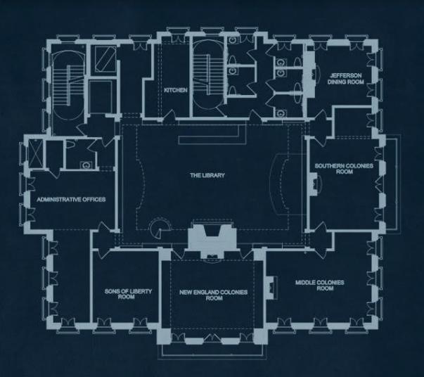 Fourth Floor - The Founder's Club