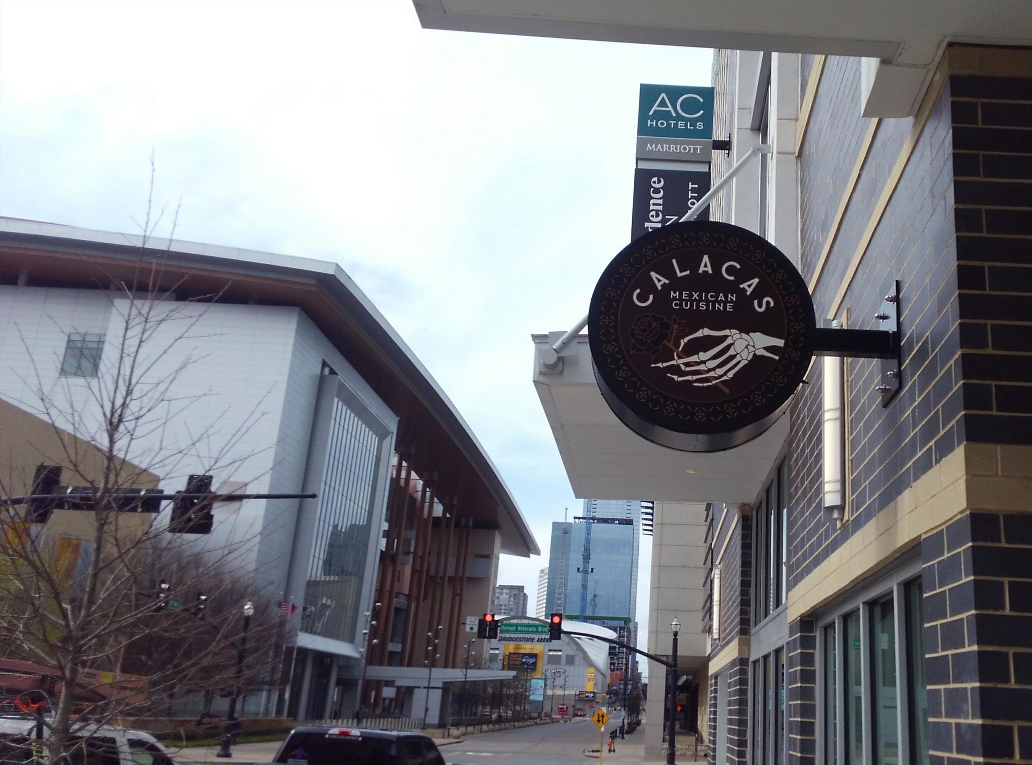 Calacas Restaurant Nashville Tennessee